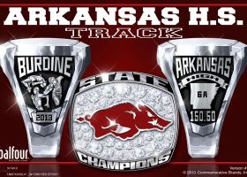 2013 Arkansas High Track