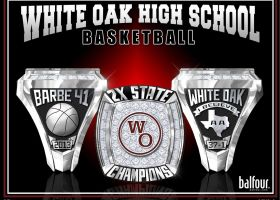 2013 White Oak Basketball