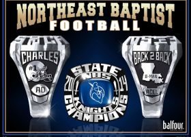 2014 Northeast Baptist FTBL