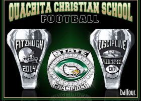 2014 Ouachita Christian FTB