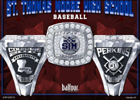 2014 St Thomas More BSBL