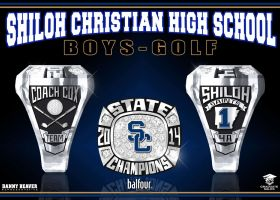 2014 Shiloh Christian GOLF